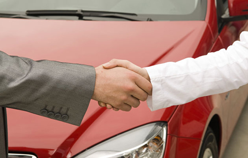 Sell your used car for fast cash